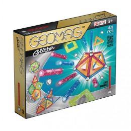 GEOMAG Klocki magnetyczne - 532 - Glitter 44 elementy