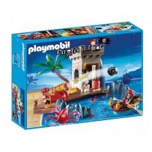 Playmobil Piraci 5622 Przystań piracka