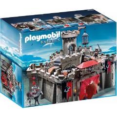 Playmobil Rycerze 6001 Zamek rycerski herbu Sokół