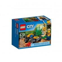 Klocki LEGO® City 60156 Dżunglowy łazik