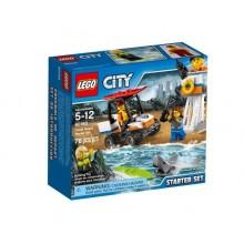 Klocki LEGO® City Town 60163 Straż przybrzeżna - zestaw startowy