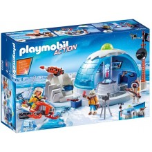 Playmobil Action 9055 Stacja polarna