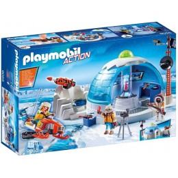 Playmobil Action 9055 Stacja polarna
