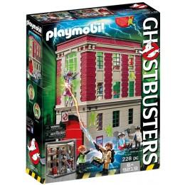 Playmobil 9219 Pogromcy Duchów - Straż Pożarna