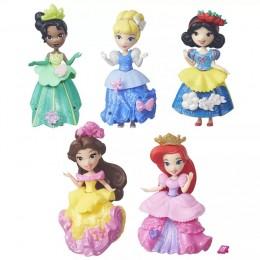 Hasbro B5347 Księżniczki Disneya - błyszczące laleczki