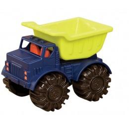 B.Toys - Mini wywrotka żółta - BX1418