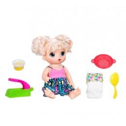 Baby Alive C0963 Zabawka interaktywna - Lalka uwielbiająca kluski