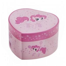 Trousselier S30234 Szkatułka - serce z pozytwką - Pinkie Pie MLP