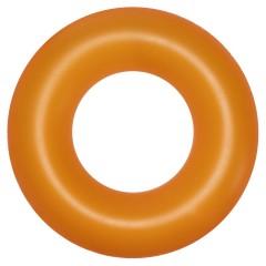 Bestway - Dmuchane koło do pływania 76 cm - pomarańczowe - 36024