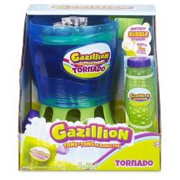 GAZILLION 36191 Wyrzutnia baniek mydlanych TORNADO, wersja niebieska