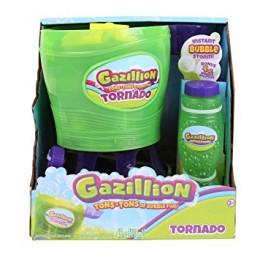 GAZILLION 36197 Wyrzutnia baniek mydlanych TORNADO, wersja zielona