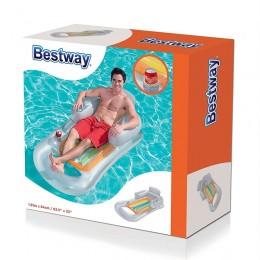 Bestway 43028 Materac Fotel dmuchany plażowy