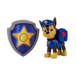 Psi patrol 16600 Figurki z odznaką 4337 - Chase
