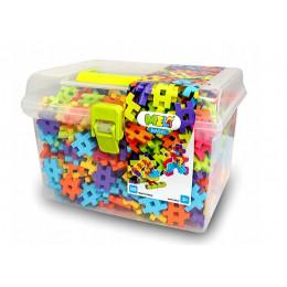 Meli Basic 50003 Klocki – puzzle 500 elementów