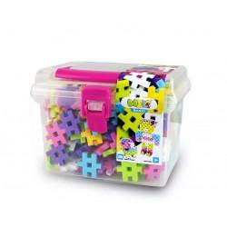 Meli Basic 50021 Klocki – puzzle 250 elementów – dla dziewczynek