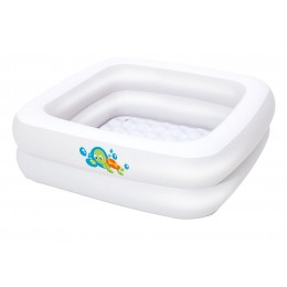 Bestway - Dmuchana wanienka Baby Tub - 86cm x 86cm x 25cm - 51116