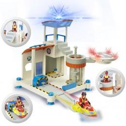 Strażak Sam 5269 Zestaw - Centrum Ratownictwa Morskiego
