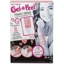 GEL-A-PEEL 546221 Zestaw do tworzenia biżuterii PERŁOWA BRZOSKWINIA (Pearl Peach)