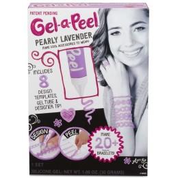 GEL-A-PEEL 546238 Zestaw do tworzenia biżuterii PERŁOWA LAWENDA (Pearl Lavender)