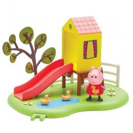 Świnka Peppa 6461 Figurka i zjeżdżalnia
