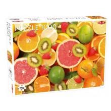 Tactic – Puzzle 1000 elementów – Owoce – 56633