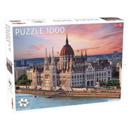 Tactic – Puzzle 1000 elementów – Parlament w Budapeszcie – 58260