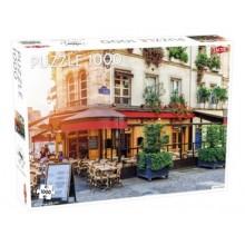 Tactic – Puzzle 1000 elementów – Kawiarnia w Paryżu – 58254