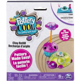 Cool Maker 6027891 Pottery Cool - GLINKI Zestaw podstawowy
