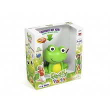 Dumel Discovery 61645 Gra interaktywna - Froggy Party