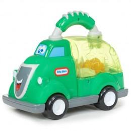 Little Tikes 636165 Pojazdy Pop Haulers - Śmieciarka Rey