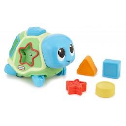 Little Tikes Ocean Explorers 638497 Edukacyjny żółwik