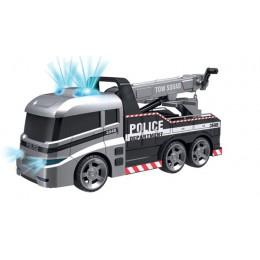 Dumel 63961 Flota miejska - Ciężarówka policyjna
