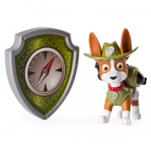 Psi patrol 16600 Figurki z odznaką 1448 - Tracker