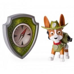 Psi patrol 16600 Figurki z odznaką 6442 - Tracker