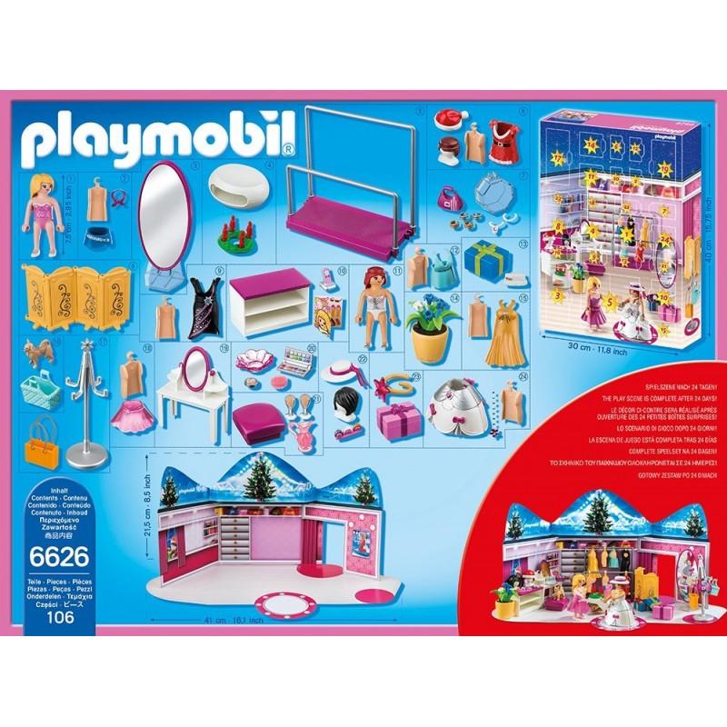 playmobil 6626 kalendarz adwentowy bal sklep zabawkowy. Black Bedroom Furniture Sets. Home Design Ideas