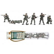 SAFARI LTD 678604 Figurki w tubie - Żołnierzyki