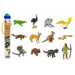 SAFARI LTD 681404 Zwierzęta w tubie - Zwierzaki z Australii
