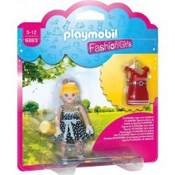 Playmobil 6883 Fashion Girls – Figurka Lata 50'
