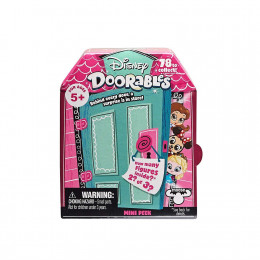 Disney Doorables - Domek z figurkami Disneya - 69400