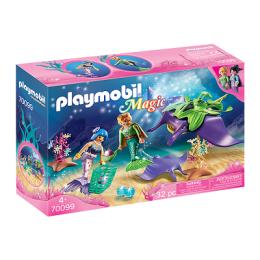 Playmobil Magic 70099 - Poszukiwacze pereł z płaszczkami