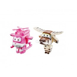 Super Wings 710630 Dwupak - Frunia (Dizzy) i Bello