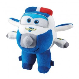 Super Wings - Maskotka Paul Trafik (Policja) - 711300