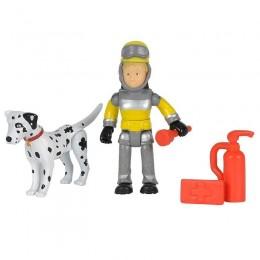 Strażak Sam 7463 Zestaw figurek - Penny i pies Radar