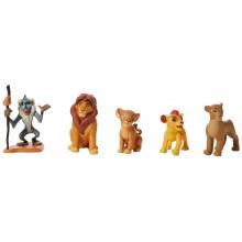 Król Lew - Zestaw 5 figurek - Lwia Straż 77070