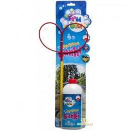 TUBAN Fru Blu 8181 Duże bańki mydlane - Obręcz Motylek + Płyn