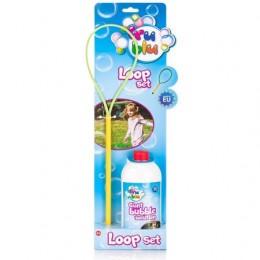 TUBAN Fru Blu 8214 Duże bańki mydlane - Obręcz - pętelka + płyn