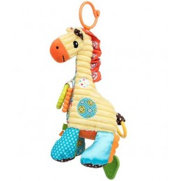 Dumel Discovery 82874 Zawieszka - Żyrafa Gina z pozytywką