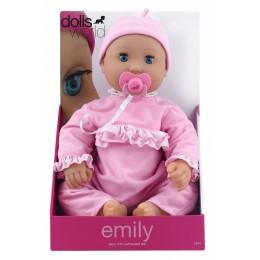 Lalka Dolls World - Bobas Emily - 8540