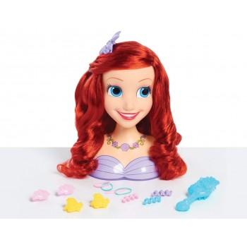 Księżniczki Disneya - Arielka - Głowa do stylizacji 87248