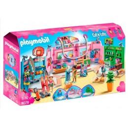 Playmobil City Life 9078 Pasaż handlowy - galeria sklepów